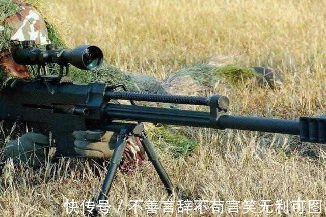 巴雷特 美国巴雷特射程1800米,俄国SVD射程1300米,中国M99是多少