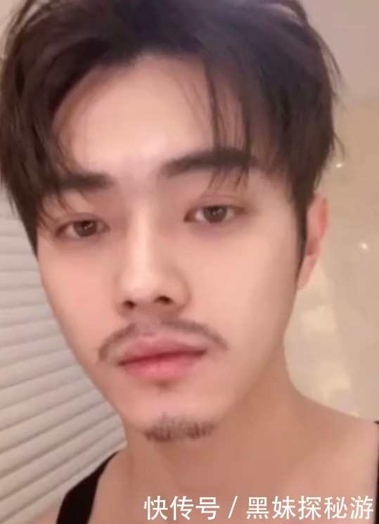 疫情期間的當紅男藝人留鬍子造型比拼,吳磊差點認不出來!