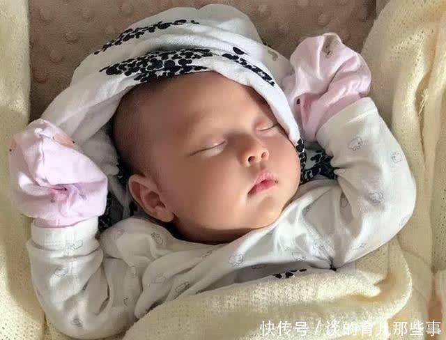 多躺少抱不摇晃,0~3月新生儿的这些睡眠/