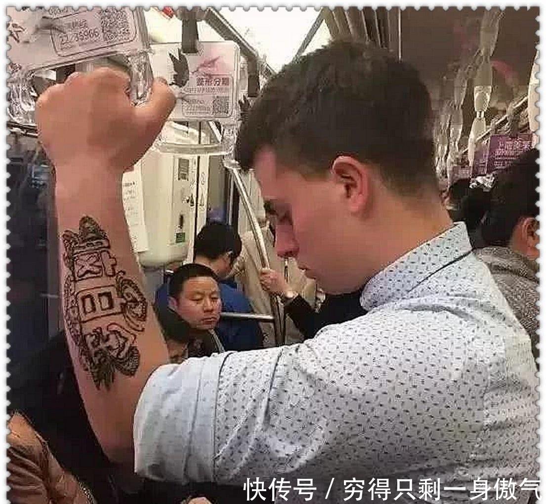 讓人哭笑不得的紋身,外國人:吃了「沒文化」的虧
