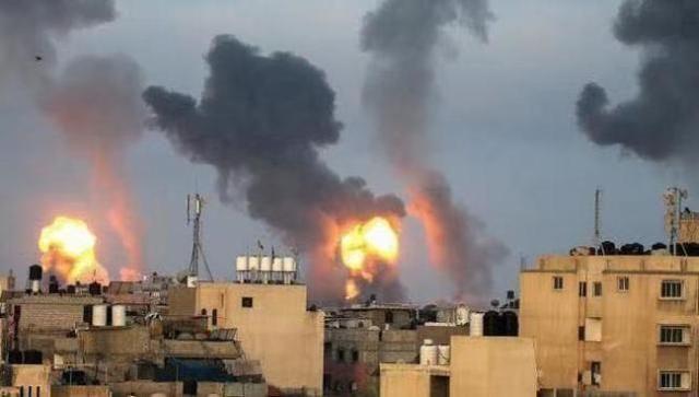 致命一天到來!100枚火箭彈剛剛發射,43人就被炸死50人受傷