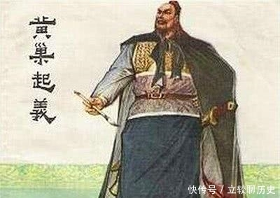 """宋江曾说""""敢笑黄巢不丈夫"""",他真可以做到吗?这就是一个笑话"""