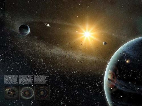 科学探索|为什么有那么多科学家,怀疑太阳系是被设计出来的?