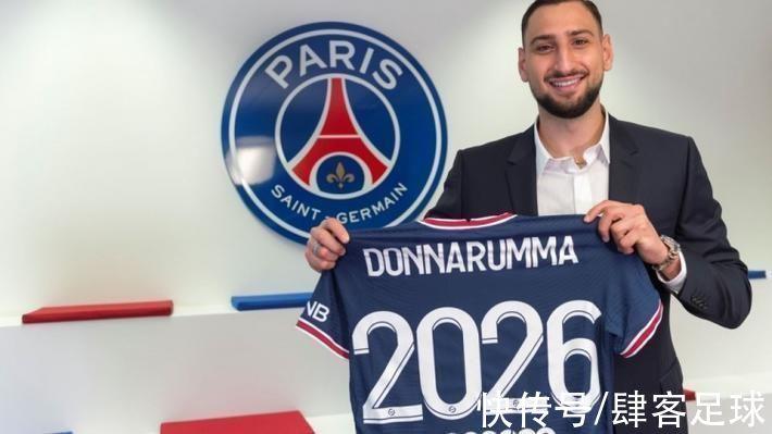 多纳鲁马:米兰已经是过去时,我享受在巴黎踢球