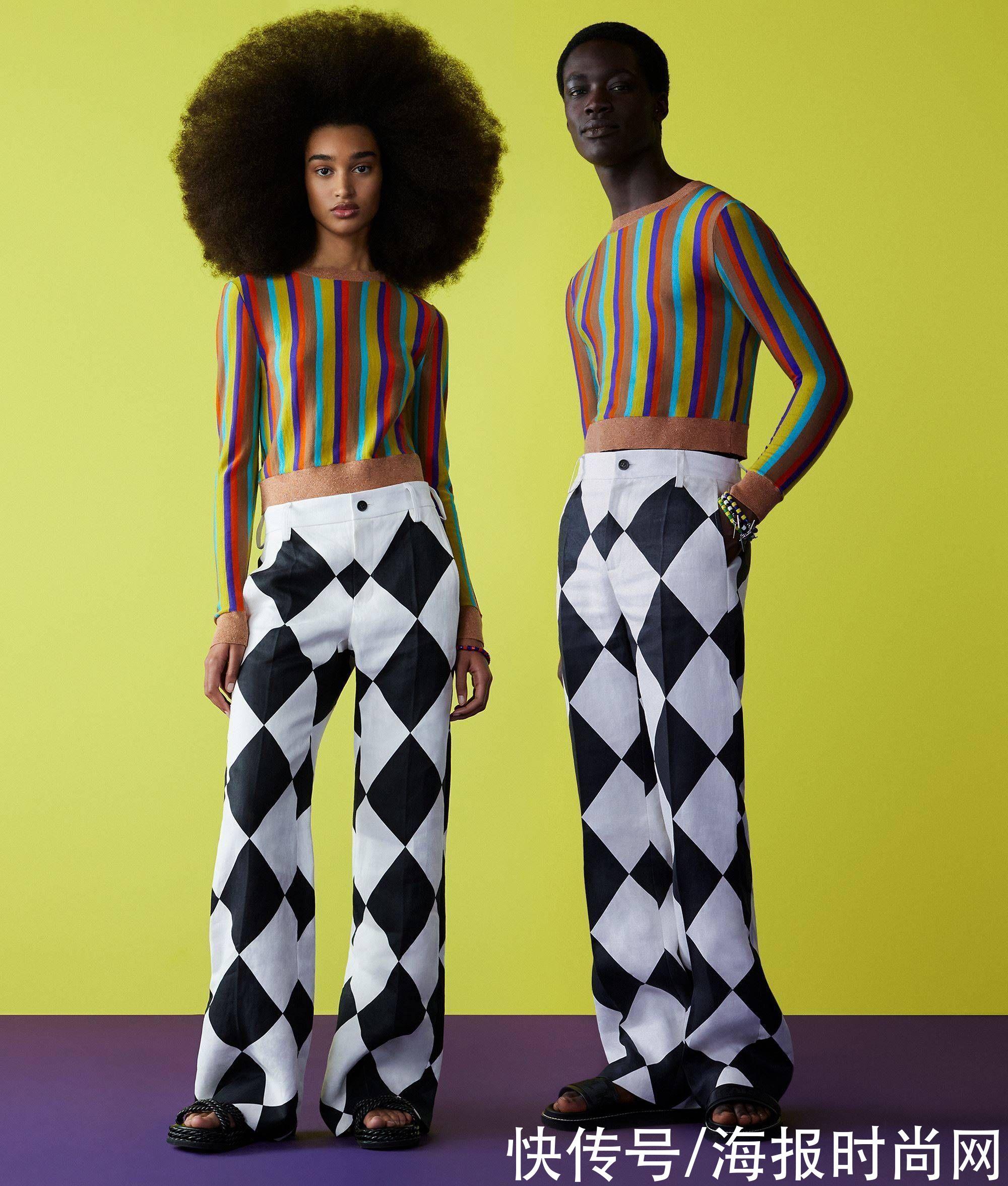 非洲傳統藝術勾勒法式風情KARL LAGERFELD×KENNETH IZE限量聯名系列