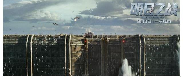 星爵 最新暴爽末日怪兽《明日之战》火力全开这才是商业大片该有的排面