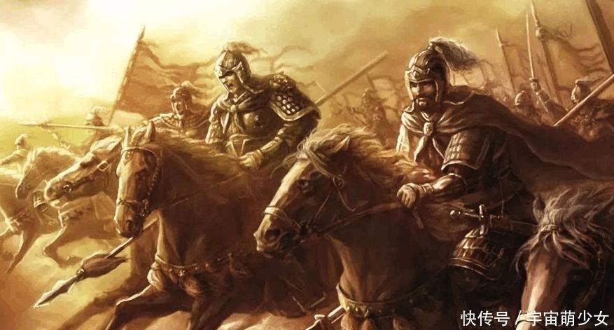 本是一统中国的必胜之战, 卧底喊出4个字后, 历史就此改写