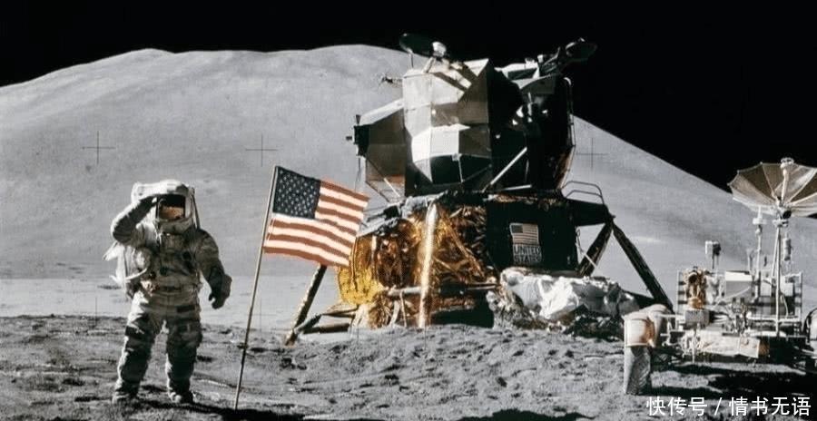 """登月 人类被高级文明""""囚禁""""了旅行者1号无法冲破太阳系边缘屏障"""