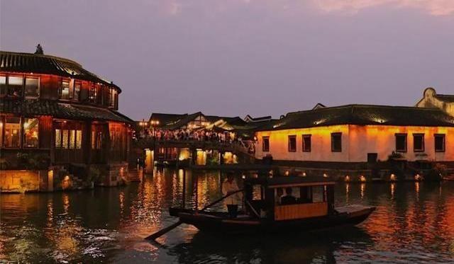 此生|藏在光影里的小桥流水,我国最原汁原味的江南水乡!此生一定要去