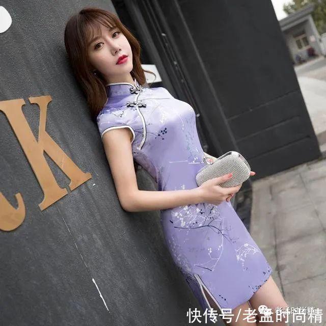 旗袍不能亂穿,穿錯被人笑,這樣穿才叫美,讓你盡顯東方美人氣質