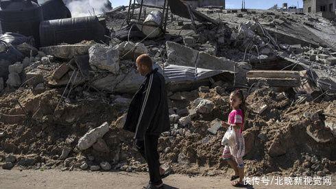 """巴勒斯坦公佈一組""""恐怖""""數字,以色列回應"""