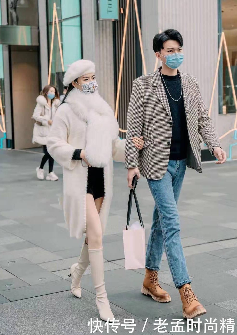 冬季穿衣气场不足?试试这些简洁大气的大衣穿搭,让你保暖又时髦