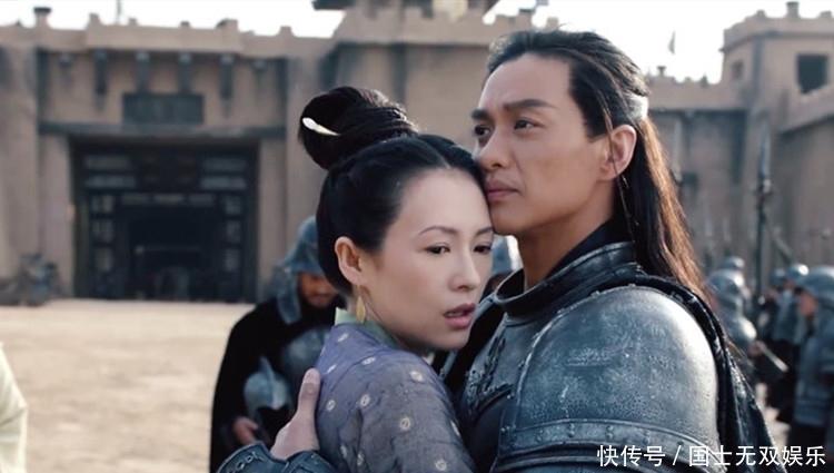 """张鲁一朱珠演母子,章子怡给于和伟当""""女儿"""",能不""""演""""了吗?"""