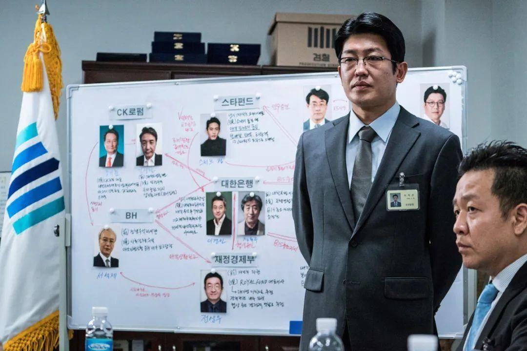 五一推薦|這部電影,揭開金融腐敗驚天陰謀的冰山一角……
