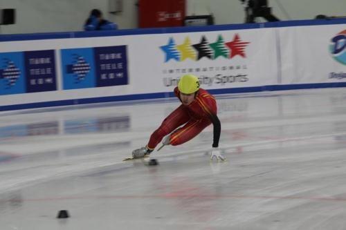 短道速滑運動員隋寶庫:成功是天分與汗水的累積
