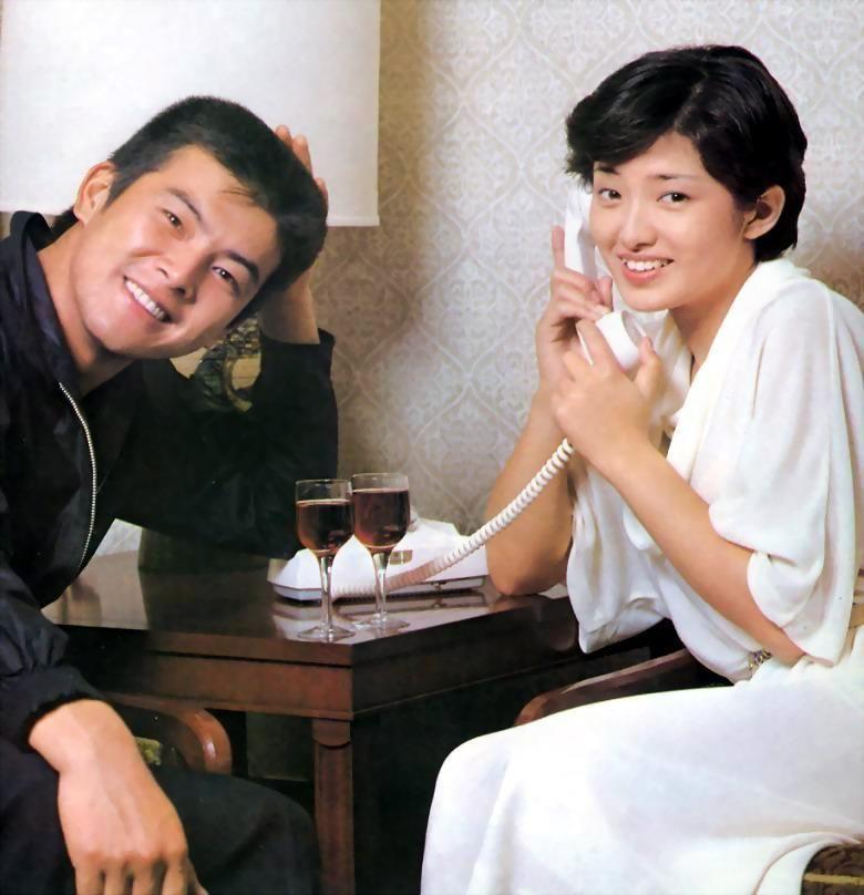 山口百惠&三浦友和的爱情故事愿无岁月可回首,且以深情共白头
