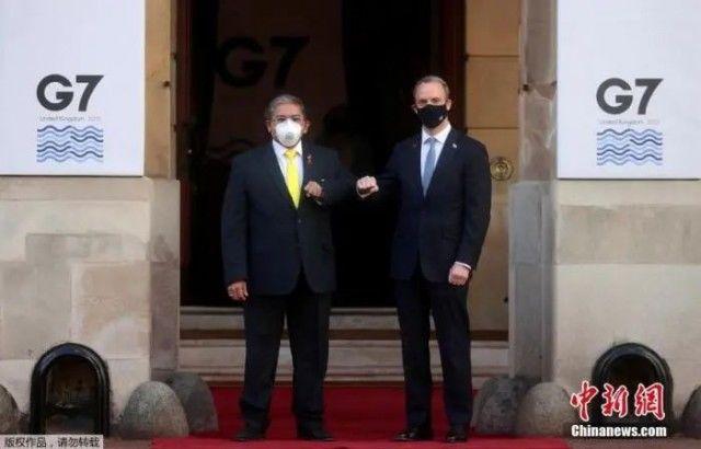 再見吧,G7!