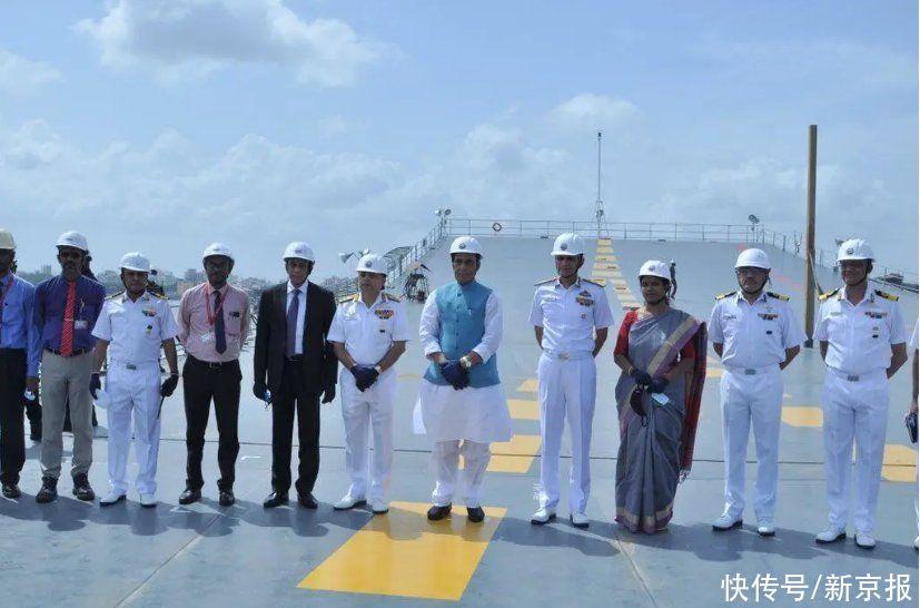 """印度首艘國產航母即將""""海試"""",22年來卻早已麻煩不斷"""