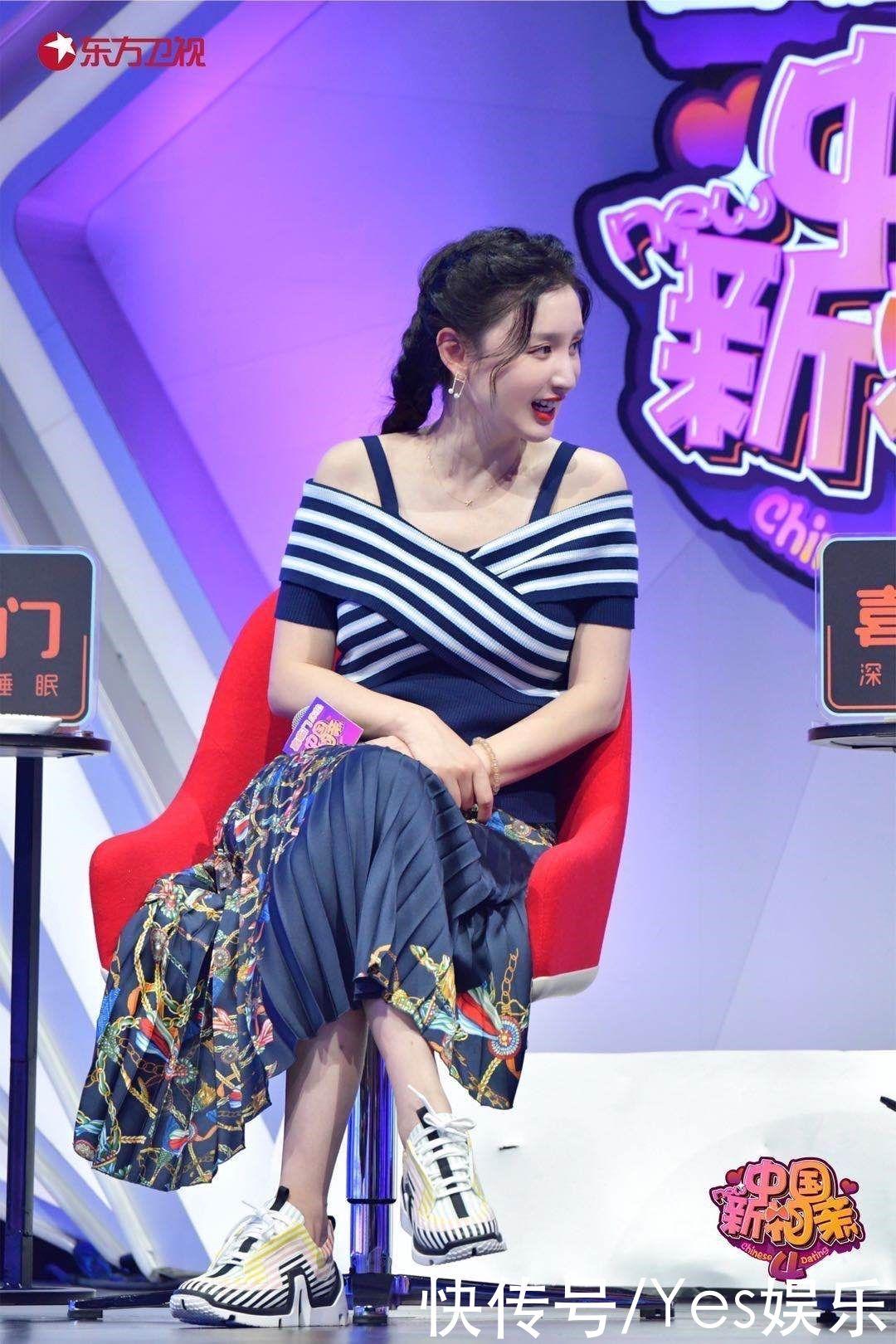 喜臨門《中國新相親》程序員女生向往浪漫愛情,用程序設計測試題考驗男嘉賓