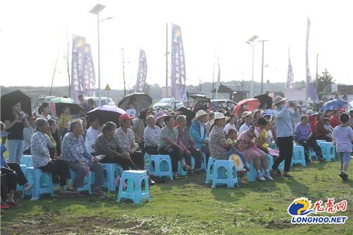 传统中秋味 浓浓家国情 谷里亲见村举办主题活动共庆佳节