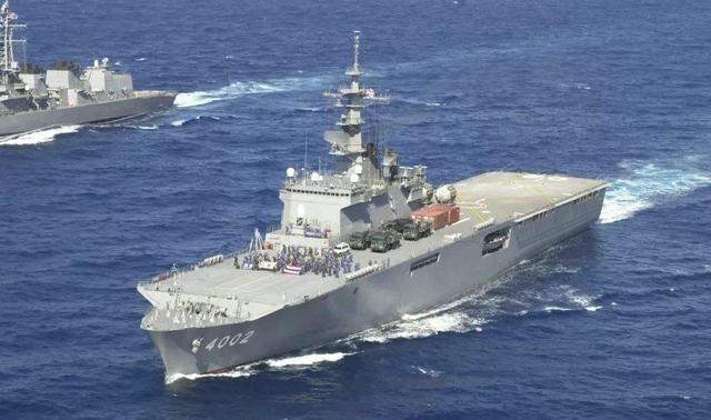 拜登時代到來,美海軍矛頭直指中國,美媒:對華大膽計劃必然失敗