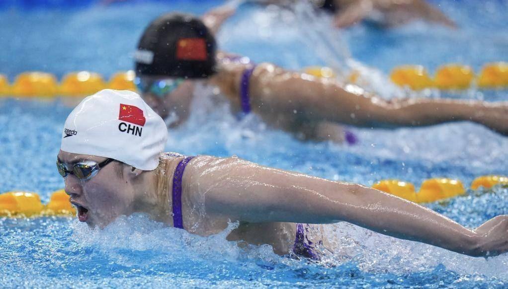 最艱難奧運!她是中國遊泳隊爭金唯一希望,若失敗恐遭非議