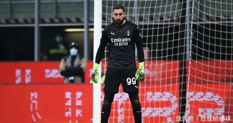 慢鏡頭:多納魯馬可能在歐洲杯前與米蘭續約2年,年薪800萬歐
