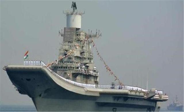 印度航母即將下水,美媒稱其將壓制中國,媒體:拜登挑錯隊友瞭