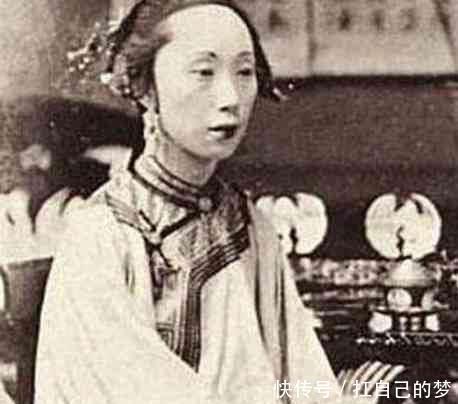 女性|这些老照片,才是清朝女性的真实模样,又被电视给骗了!