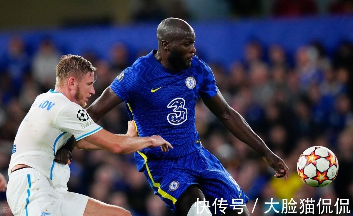 胜局|切尔西 1-0 泽尼特:罗梅卢·卢卡库头球锁定蓝军胜局