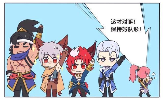 王者荣耀假日:长城小队故意不守岗,他们是想让花木兰难堪吗?