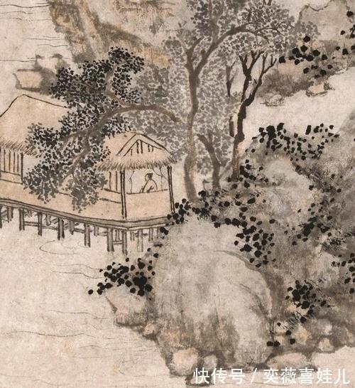 文徵明 乐山乐水图什么,在陆治的山水画中寻找答案
