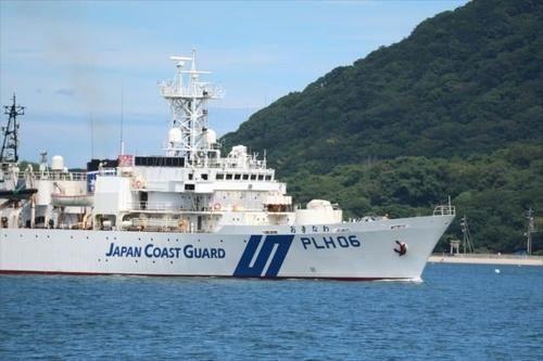 船 海保 巡視 海上保安庁の巡視船と巡視艇の違い PL、PS、CLって何