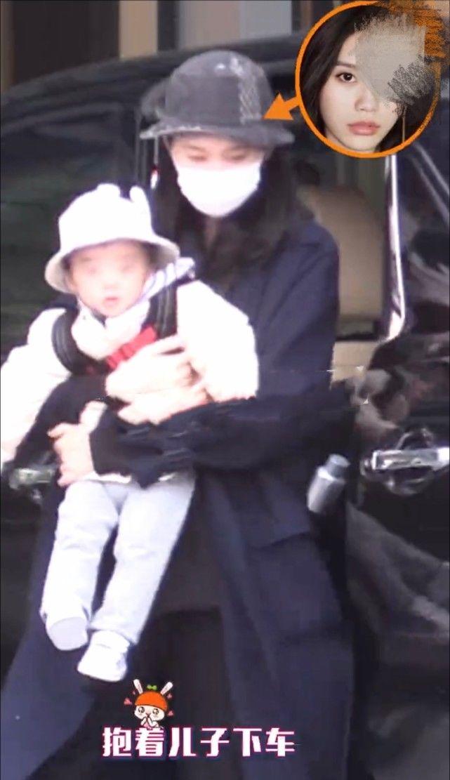 賭王長孫真容曝光!1歲半何廣燊與爸爸似烙餅,長腿遺傳模特媽媽