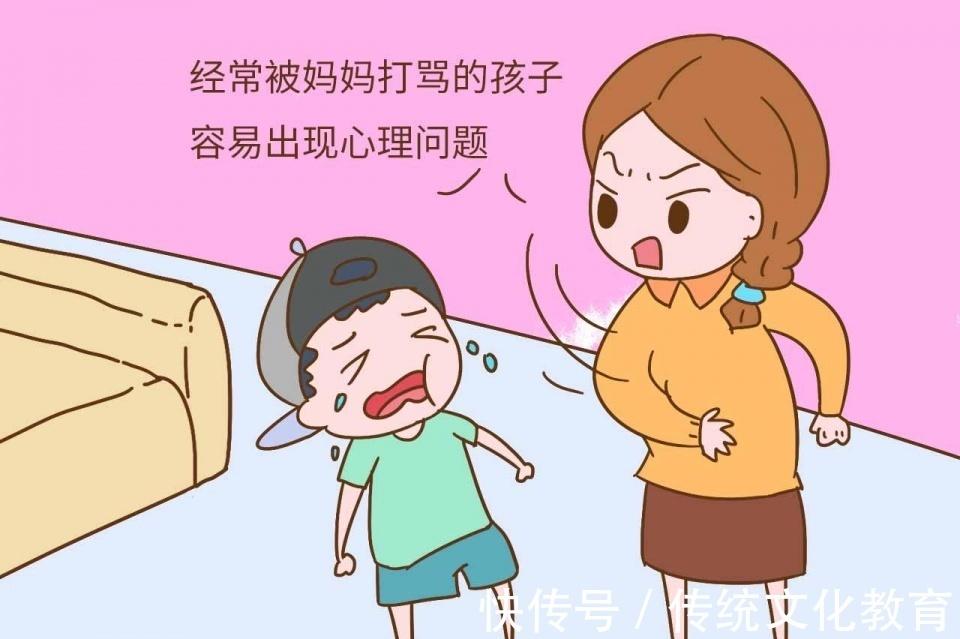 妈妈|最毁孩子的10种妈妈,你中招了么?