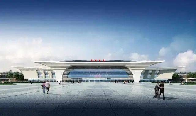 聊城又一個高鐵站!將建成這樣