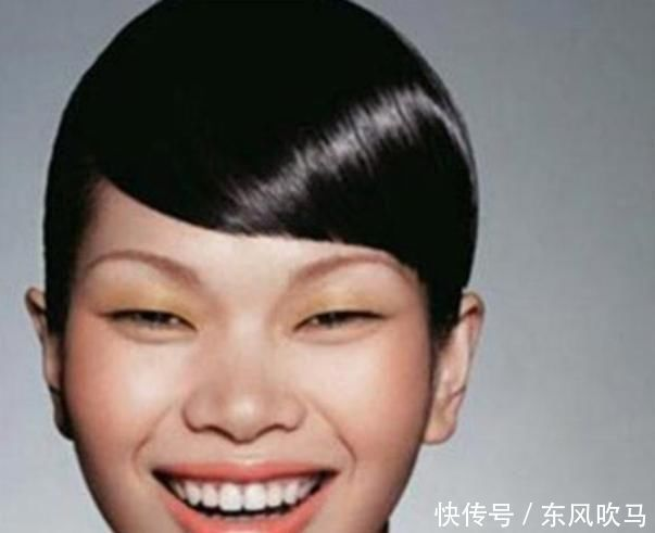 """中国""""最丑""""超模吕燕,嫁给法国帅哥后混血儿子颜值高到尖叫"""