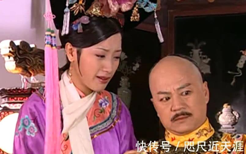 小燕子 还珠永琪告别,令妃还能忍住,为何小燕子的话催泪!