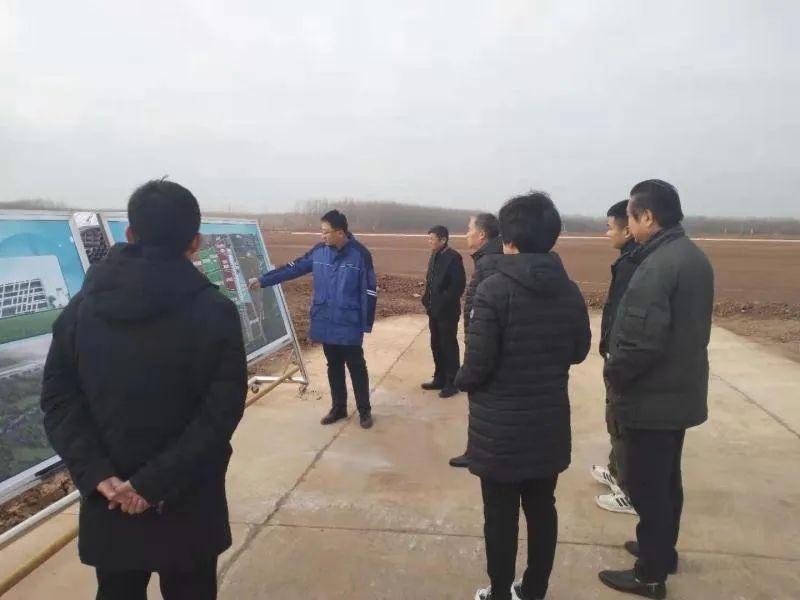 济南市园林和林业绿化局来商河开展林草湿地资源管理指标考核工作