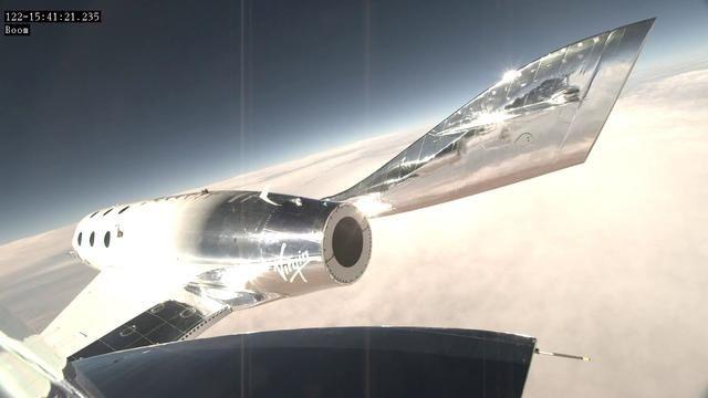 """遇见""""坚毅号"""":第一架追梦者太空飞机得名,科学家兴奋不已"""