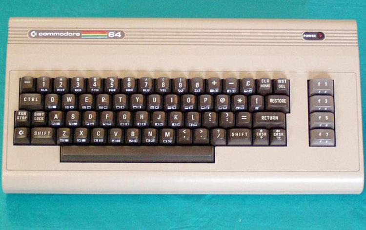 幣圈的瘋狂 39年前的老主機Commodore 64被破解挖礦