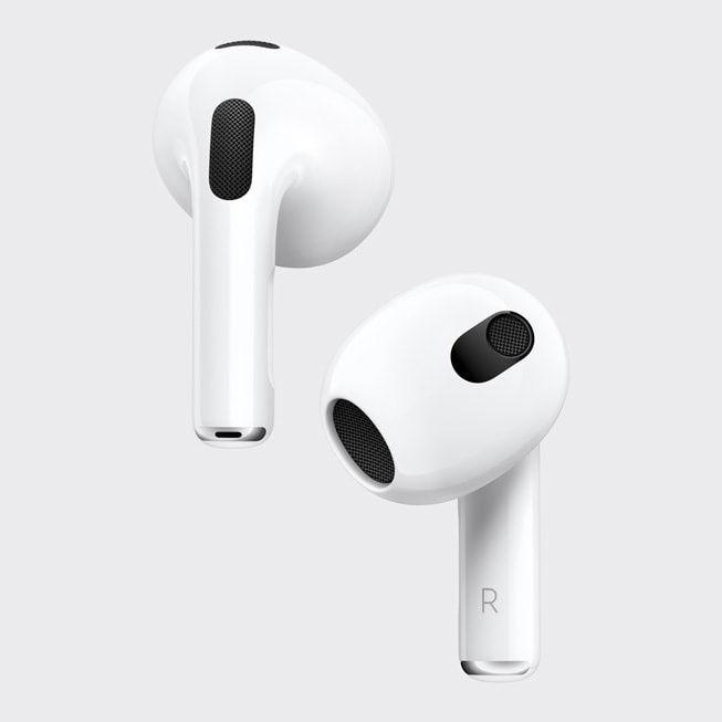 ip苹果AirPods 3无线耳机需iOS 13及以上