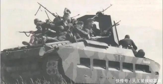 別人的東西總是最好的二戰德軍繳獲的雜七雜八的裝備