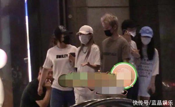 周揚青傳出新戀情,蝴蝶姐姐嫁上海富豪,羅志祥呢?