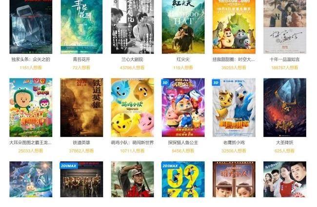 11部新片期待值排名:《长津湖》断层第一 影后张涵予遭遇冷遇