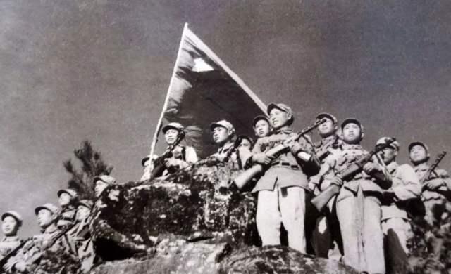 上甘岭战役,5名志愿军阻击敌人4天,临终前刻下5字霸气标语