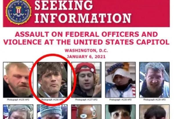 美国务院前官员被捕:国会骚乱时曾带头开路偷防爆盾袭警
