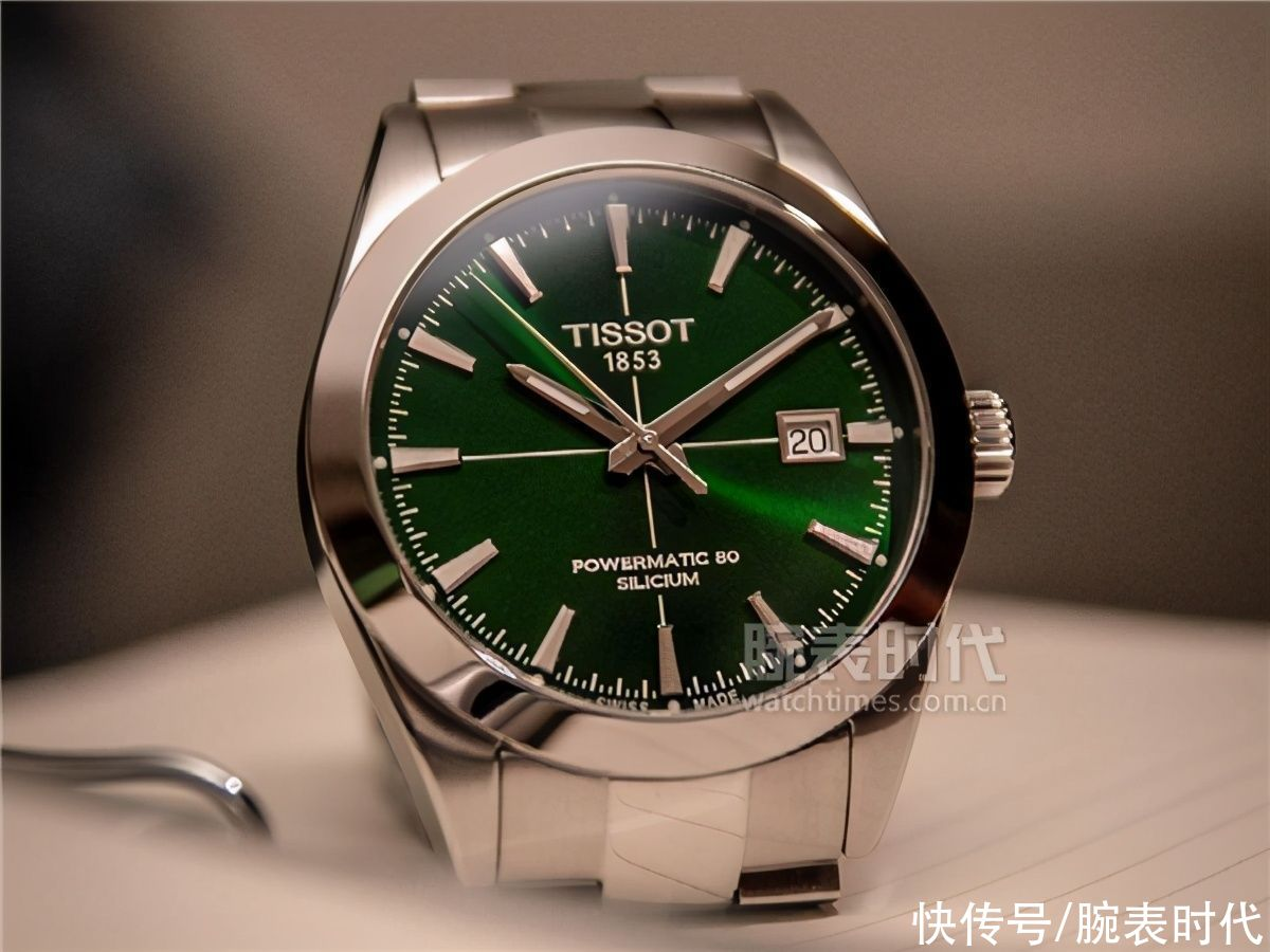 2021這十款綠盤腕表,你可能想知道