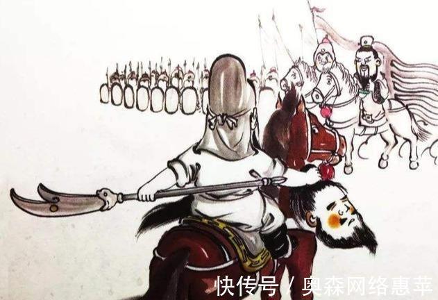 无名之辈|颜良文丑是袁绍名将,为何却被关羽轻松斩杀?难道二人徒有其名?