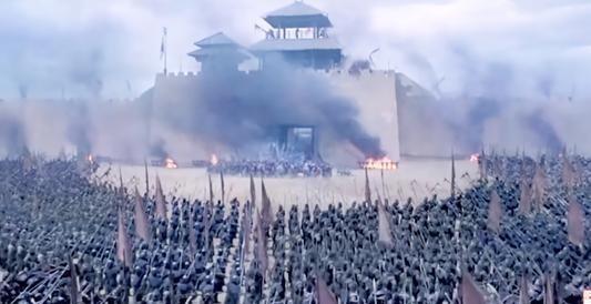 古代动辄100万大军参战,为何清朝人口过亿,却拿不出10万兵力?